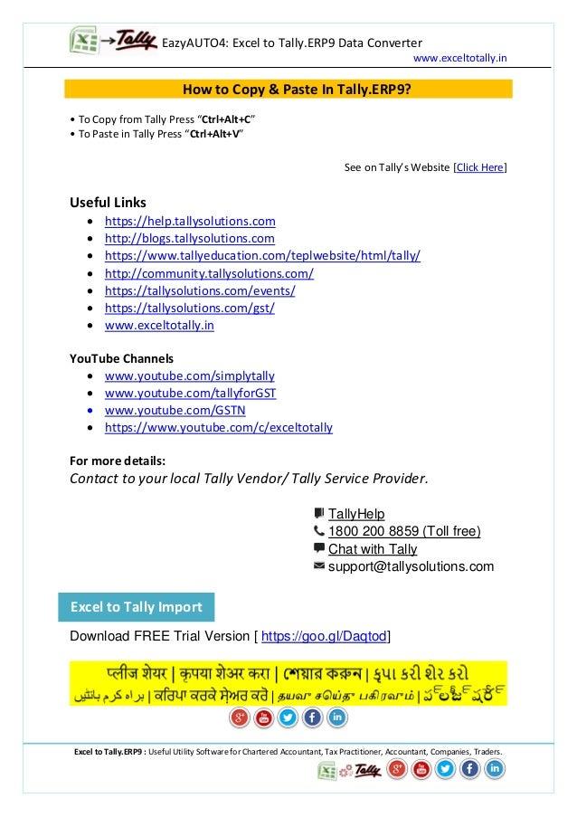 Help file pdf 9 tally erp