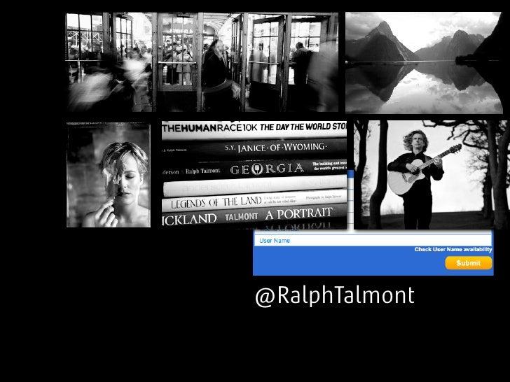 @RalphTalmont