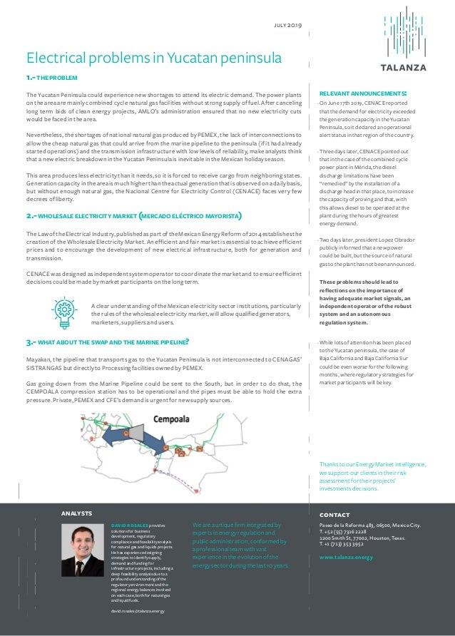 Weareauniquefirmintegratedby expertsinenergyregulationand publicadministration,conformedby aprofessionalteamwithvast exper...