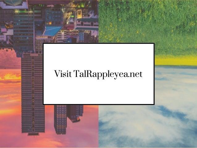 VisitTalRappleyea.net