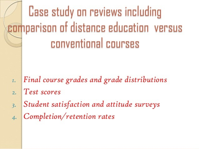 Characteristics Of Open Distance Learning Education Essay
