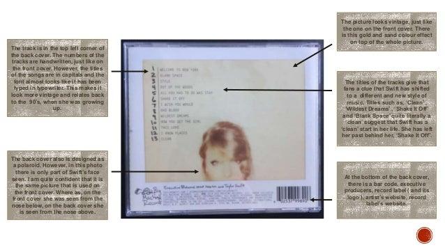 Taylor Swift 1989 Polaroids Clean