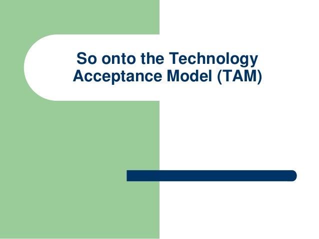 technology acceptance ud2 tam utaut