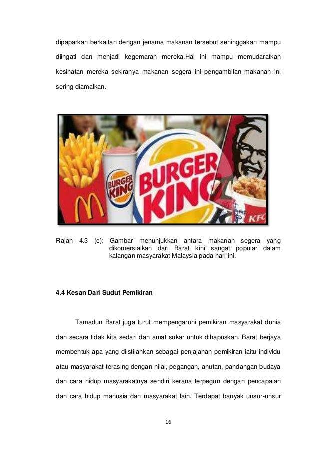 kesan kesan pengambilan makanan segera dalam kalangan remaja Kesedaran terhadap amalan pemakanan seimbang dalam kalangan pelajar politeknik merlimau,  dalam pemilihan makanan  kanak-kanak dan remaja.