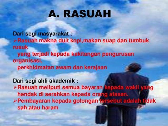 RASUAH DALAM ISLAM DOWNLOAD