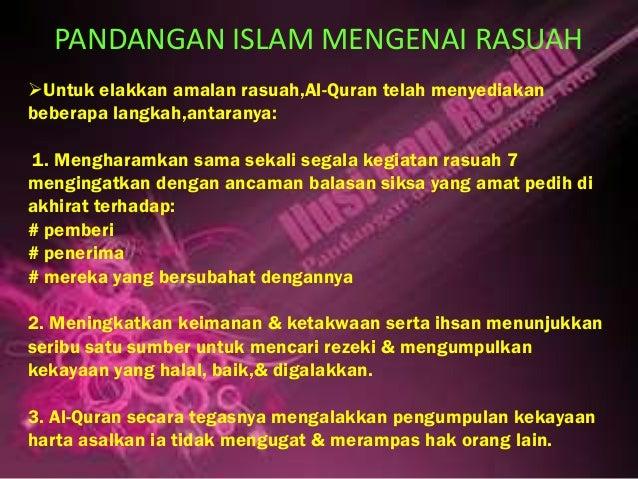Isu-isu semasa dari perspektif Islam