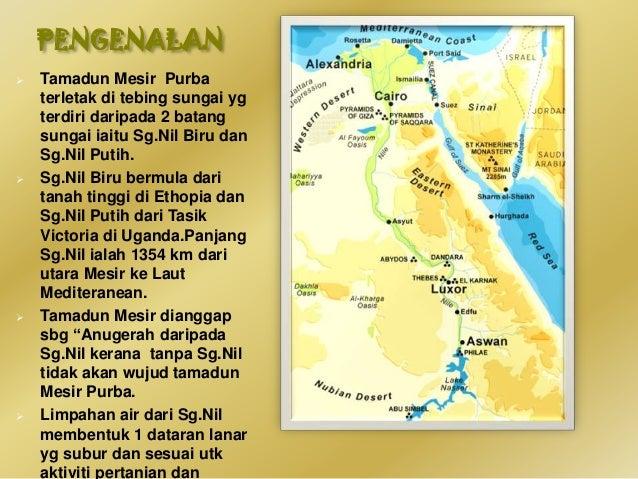Sejarah Bab 1 Tamadun Mesir Purba