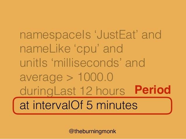 @theburningmonk type MetricTerm = Namespace | Name type Unit = | Unit type StatsTerm = | Average | Min | Max | Sum | Sampl...