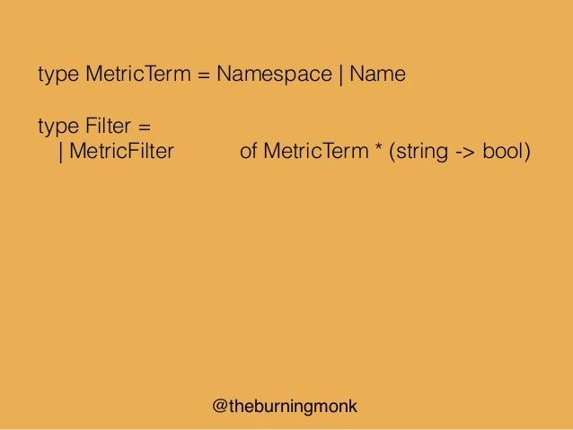 @theburningmonk type Period = | Period of TimeSpan