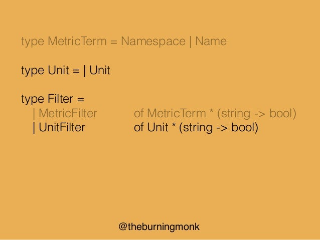 @theburningmonk allow patterns to be abstracted away into named functions
