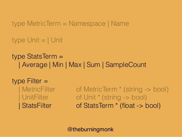 """@theburningmonk let (