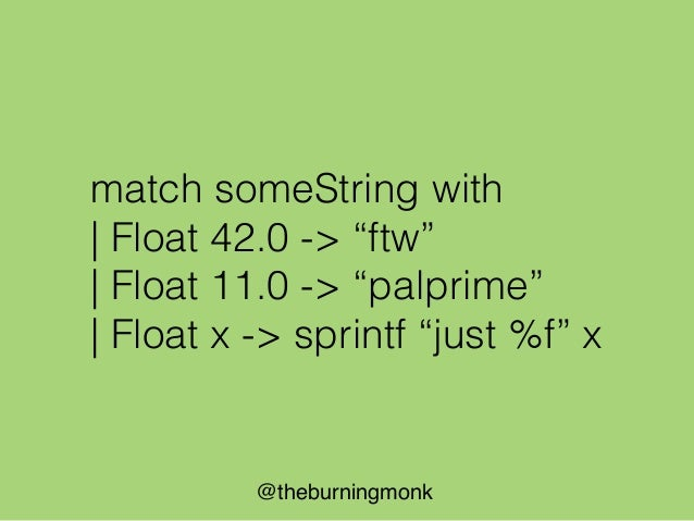"""@theburningmonk match """"boo"""" with 