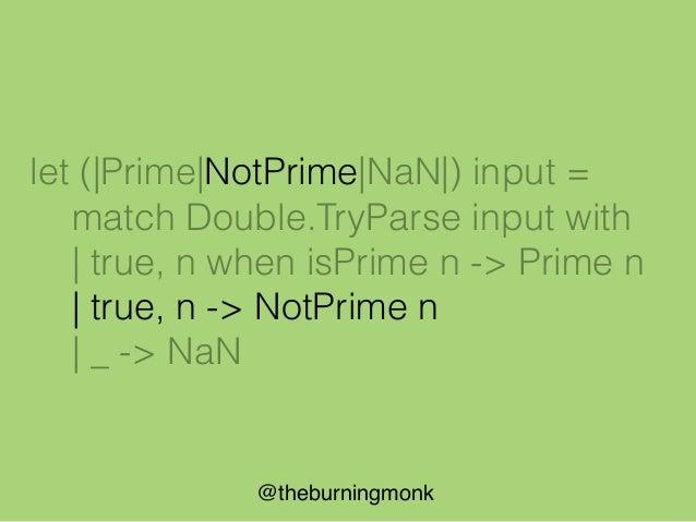 @theburningmonk let rec loop acc = function | NamespaceIs (filter, tl) | NamespaceLike (filter, tl) | NameIs (filter, tl) | N...