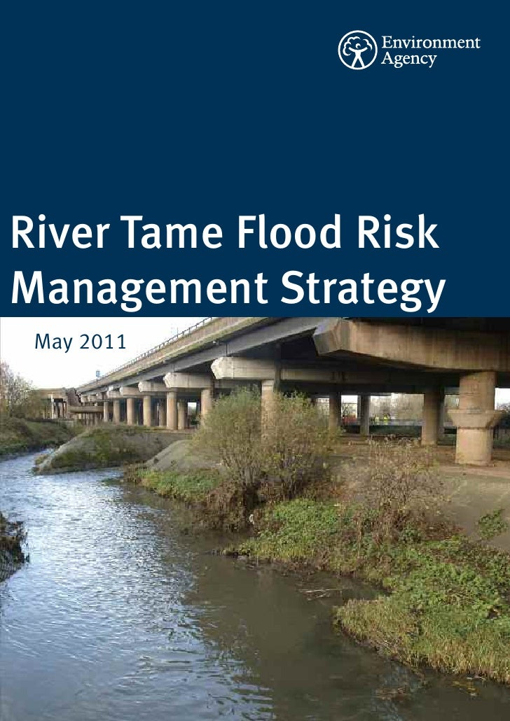 River Tame Flood RiskManagement Strategy May 2011
