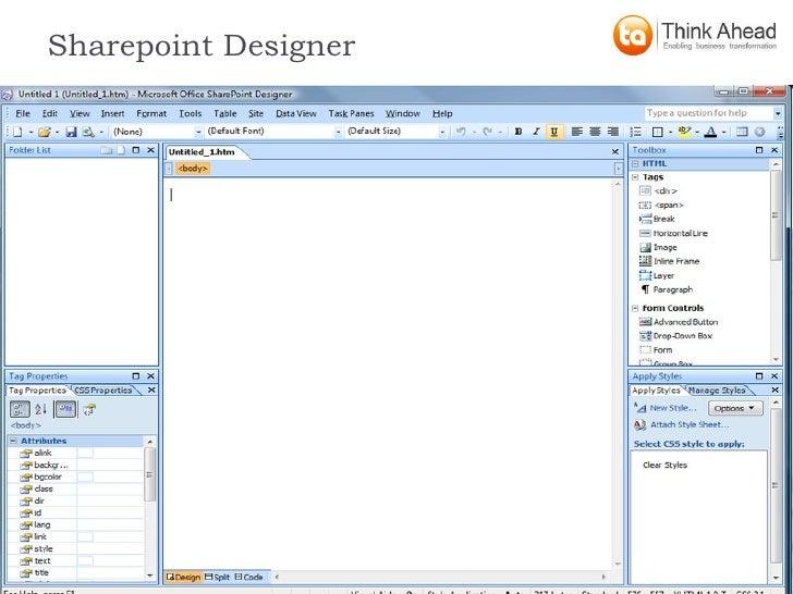 Microsoft Office Sharepoint