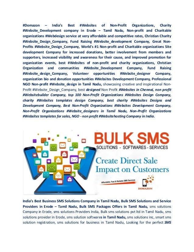 Tamil nadu no 1 website design and e commerce application development…