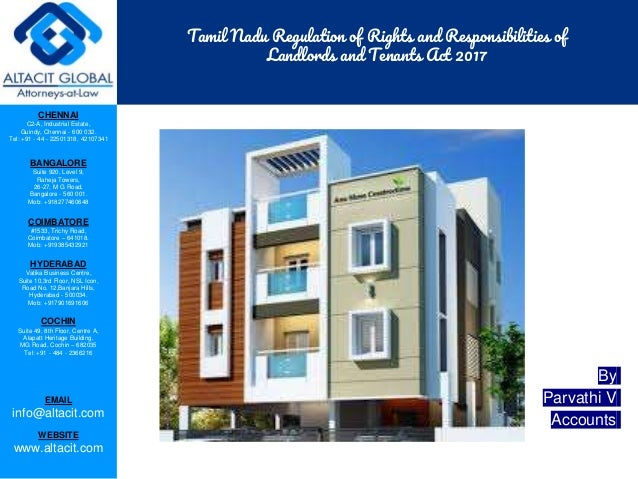 CHENNAI C2-A, Industrial Estate, Guindy, Chennai - 600 032. Tel: +91 - 44 - 22501318, 42107341 BANGALORE Suite 920, Level ...