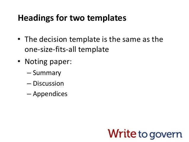 Review your board paper templates 15 headings for two templates maxwellsz