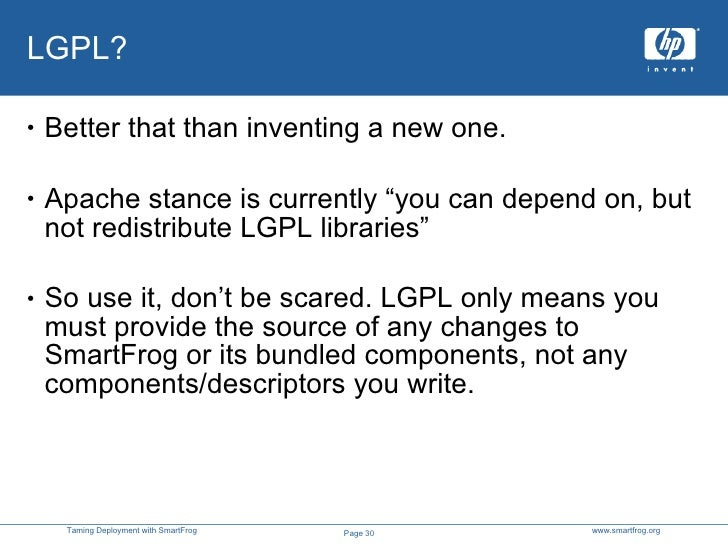 What is the difference between GPL and LGPL in terms of ...
