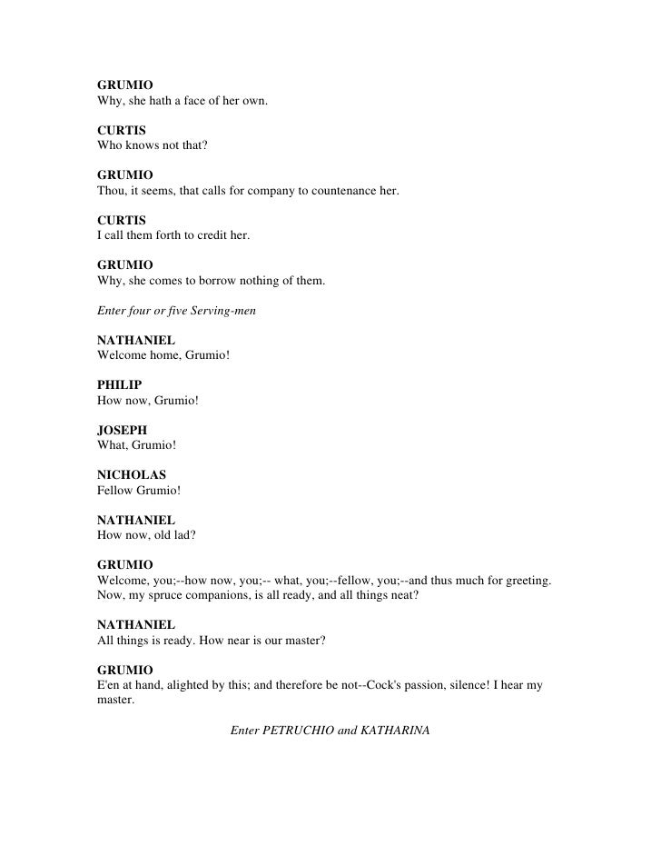 shakespeare taming of the shrew pdf