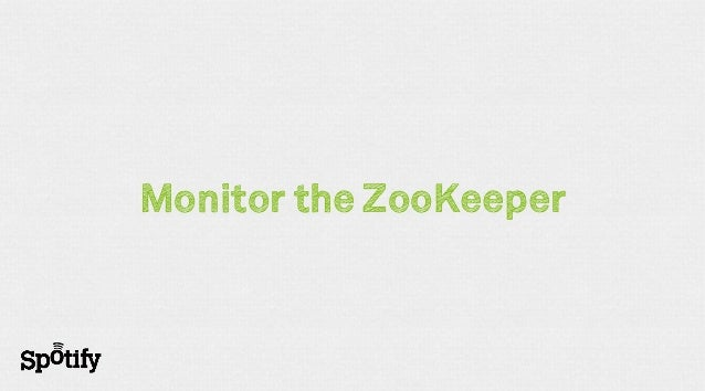 Taming pythons with zookeeper pyconfi edition for Consul zookeeper