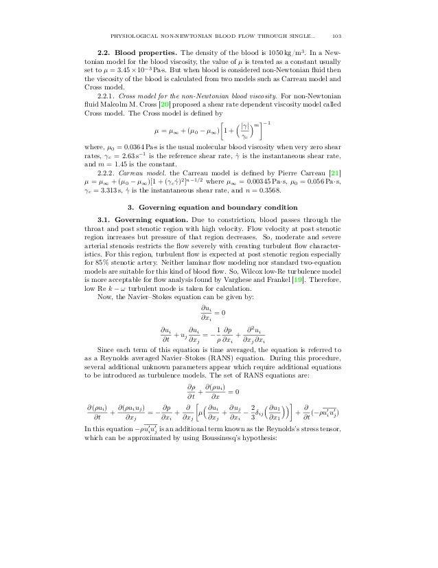 non newtonian fluid molecular structure. 5. physiological non-newtonian non newtonian fluid molecular structure e