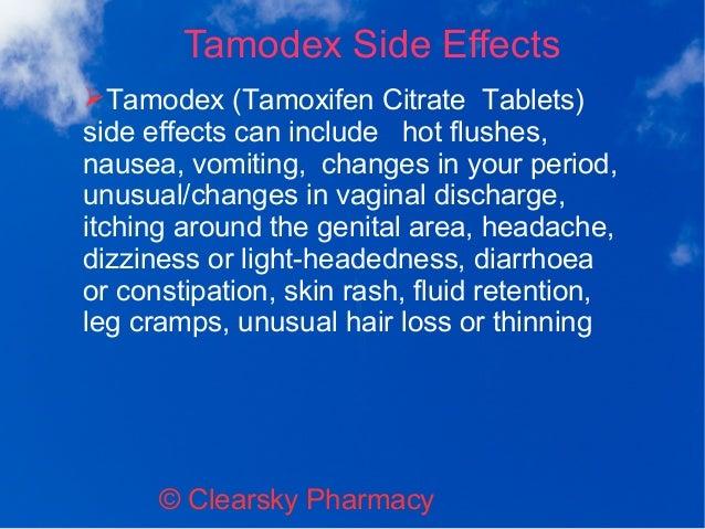 Nolvadex Menstruation