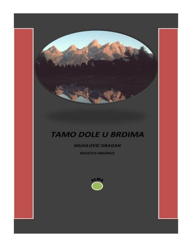 Ova knjiga je skup mojih pisanih prica nastalih u period mogdetinjstva,izmedju dvanaeste i sedamnaeste godine zivota[sredi...