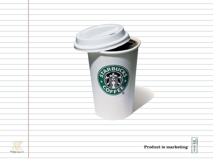 46 Product is marketing