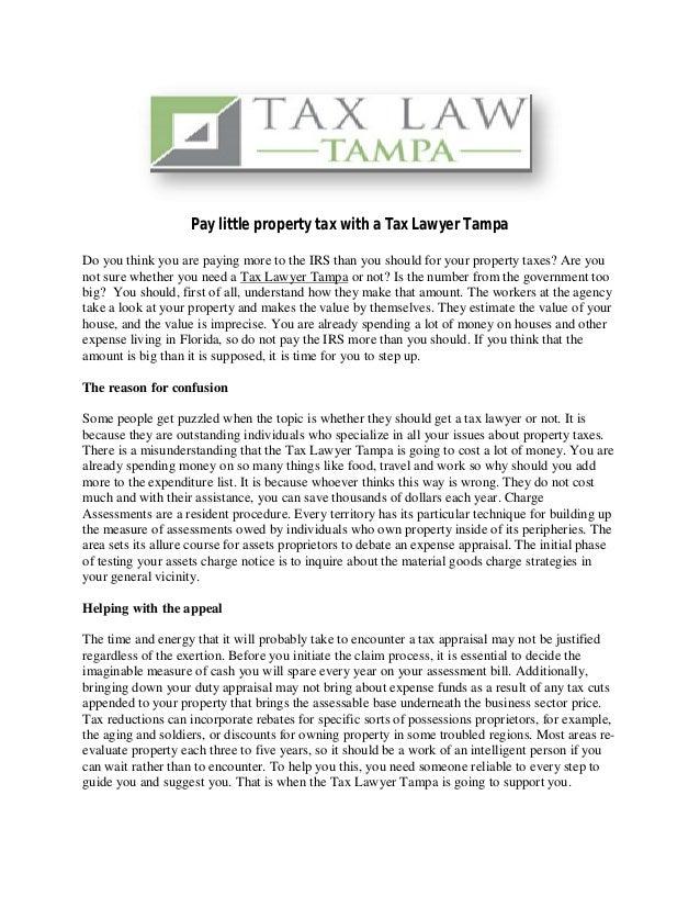 5 Ways Sluggish Economy Changed My Outlook On Tax Attorney