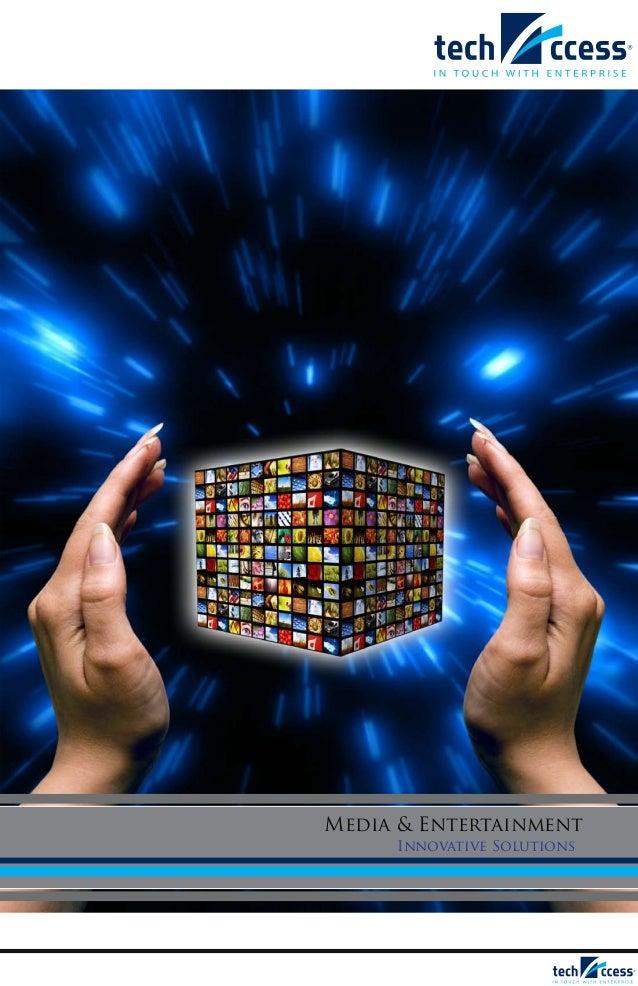 Media & Entertainment Innovative Solutions
