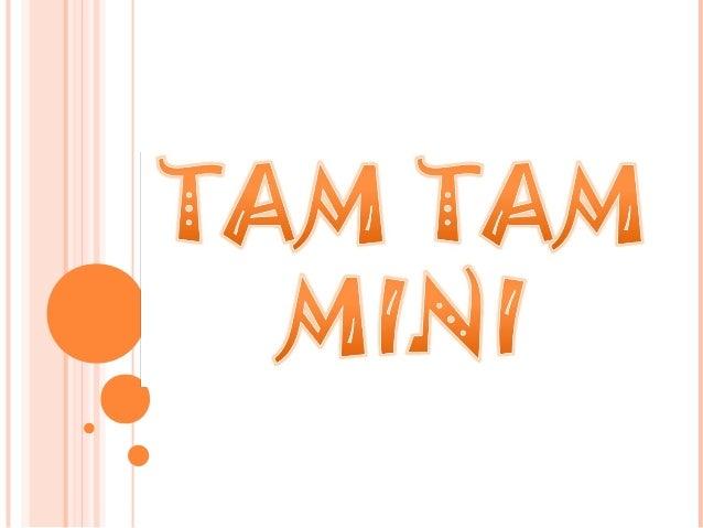 La  actividad Tam TamMini de la computadoralaptop XO es unacompilación deinstrumentos musicales quesirve para crear sonid...