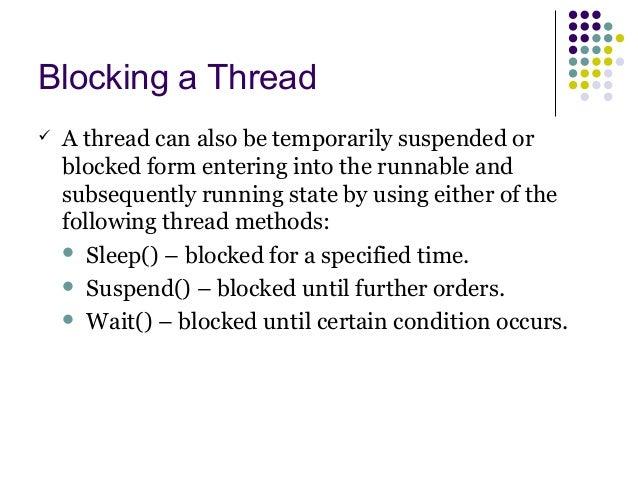 java and multithreading