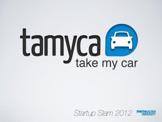 Startup Slam 2012