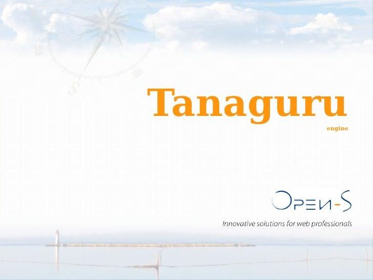 Open-S Tanaguru engine