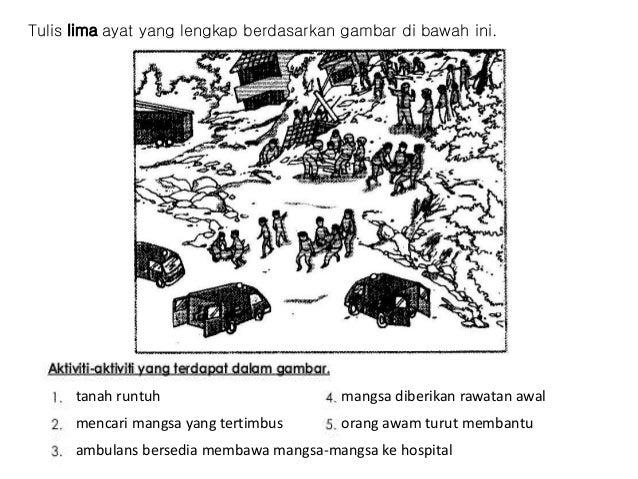 tanah runtuh mencari mangsa yang tertimbus ambulans bersedia membawa mangsa-mangsa ke hospital mangsa diberikan rawatan aw...