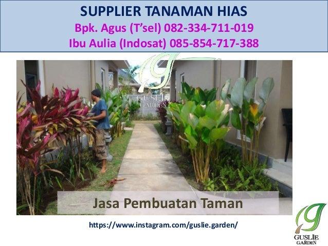 082334711019 085854717388 Jasa Desain Taman Hotel