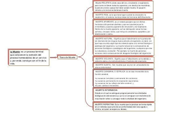 -Muerte RELATIVA: existe cese del snc, circulatorio o respiratorio,                                                       ...