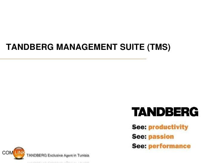Tandberg precisionhd