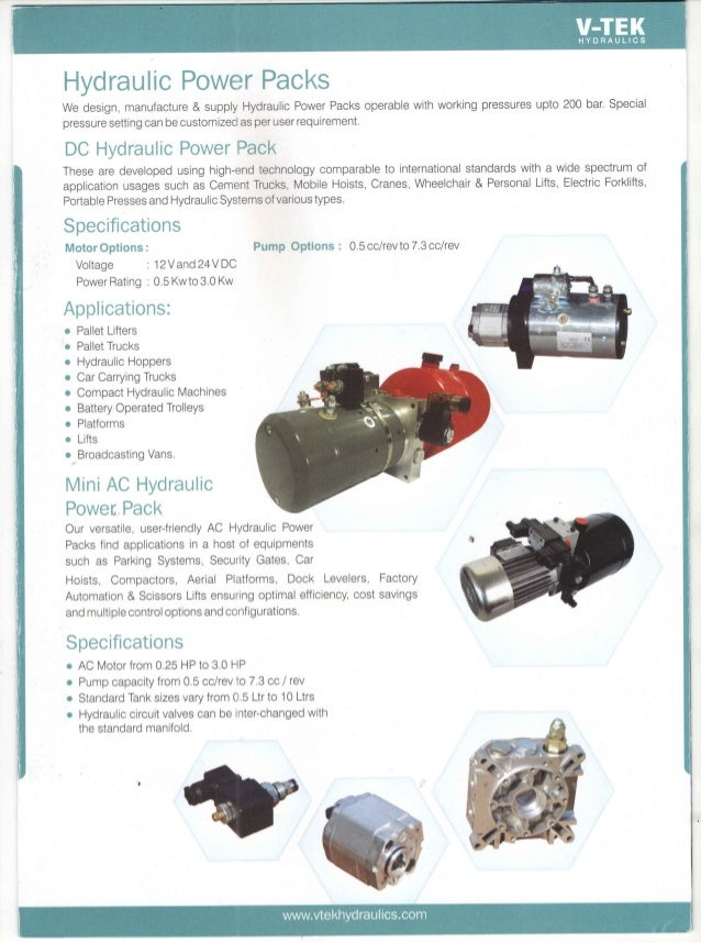 Tandem Hydraulics Private Limited, Ghaziabad, Hydraulic Power Slide 3