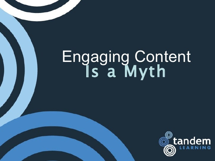 Engaging Content Is a Myth