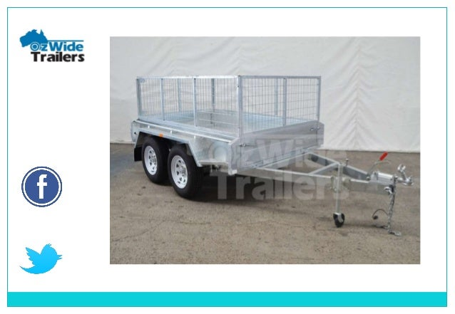 Tandem trailers Features & Benefits