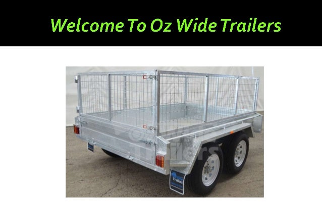 Tandem Trailers in Brisbane and Gold Coast
