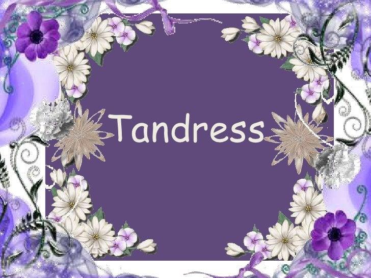 Tandress<br />