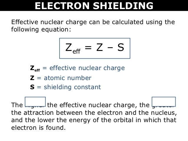 Tang 09 electron shielding