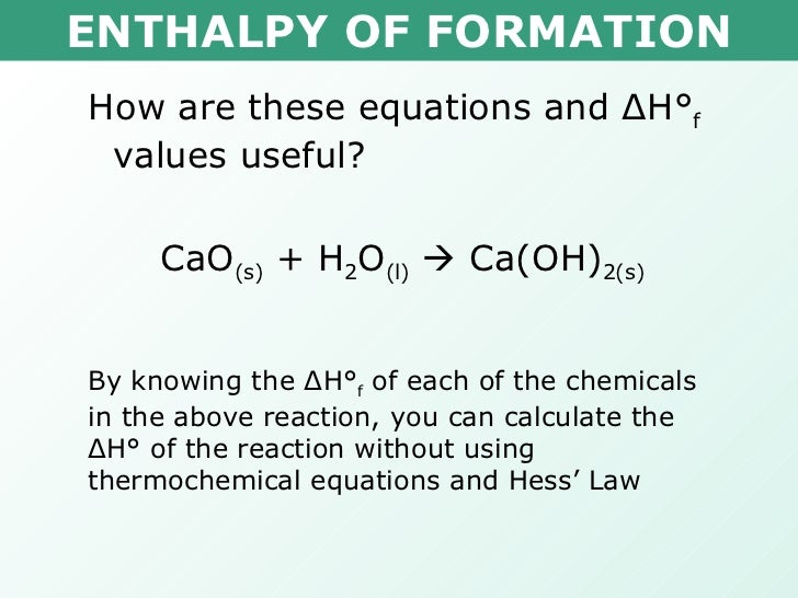 labpaq hess law results Hess's law says that the overall enthalpy change in these two routes will be the  same that means that if you already know two of the values of enthalpy change .
