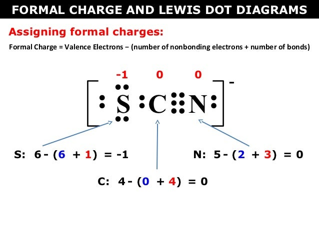 tang 05 formal charge  u0026 lewis dot diagrams