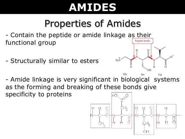 Tang 08 reactions intro (ethers, esters, amides) 2015