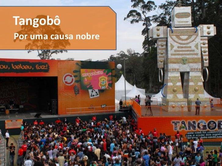 TangobôPor uma causa nobre