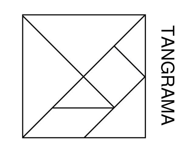 Tangram Para Imprimir